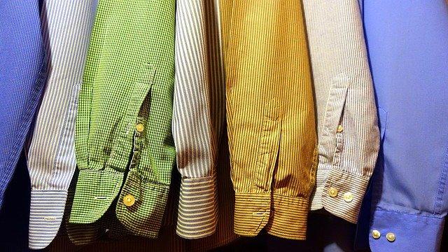 výběr košil