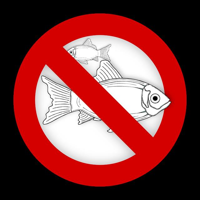 zakázané ryby