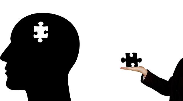 problém v hlavě