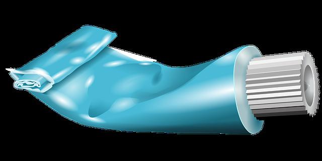 modrá tuba