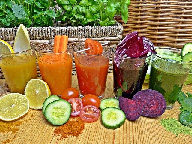 detoxikační nápoje