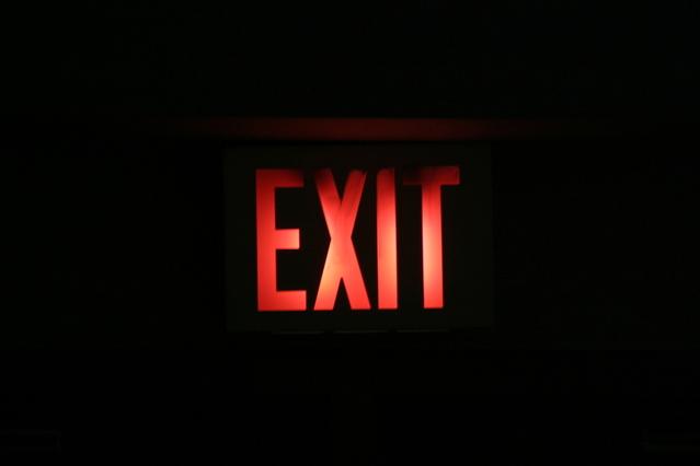 cedule exit